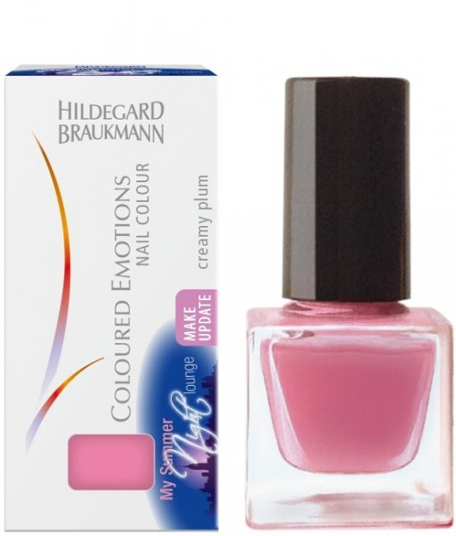 """My Summer"" NAIL COLOUR 5 ml creamy plum"