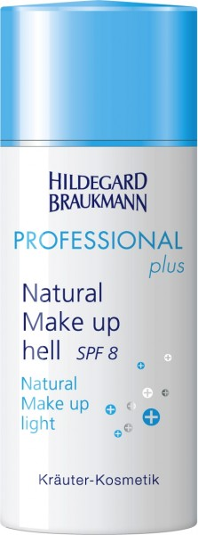 Natural Make up hell SPF 8  30ml