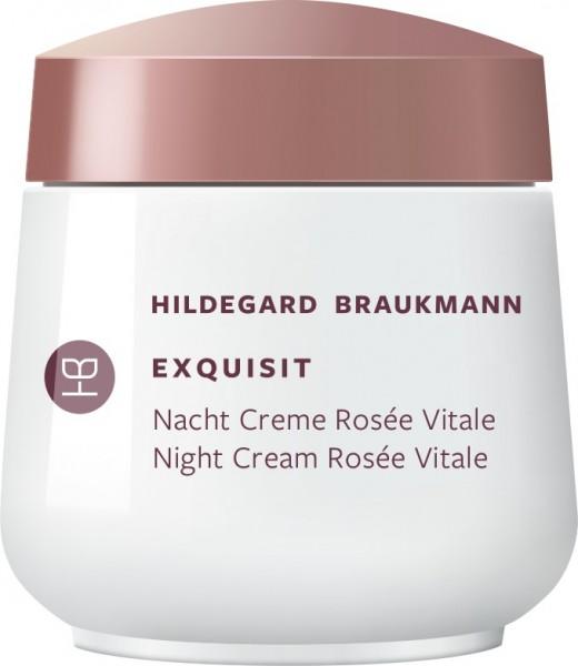Creme Rosée Vitale Nacht 50ml