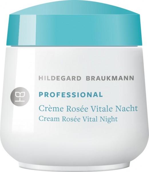 Crème Rosée Vitale Nacht 50ml