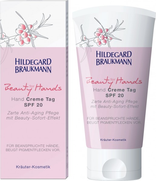 Beauty for Hands - Hand Creme Tag SPF 20, 75 ml
