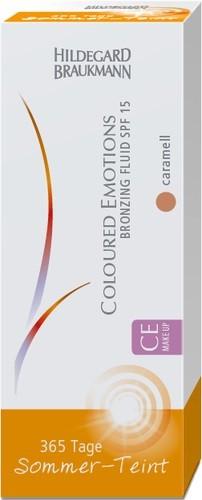 Bronzing Fluid SPF 15 Caramell