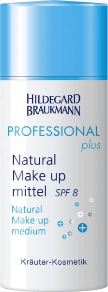 Natural Make up mittel SPF 8 30ml