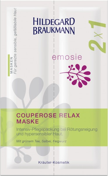 Couperose Relax Maske 14ml