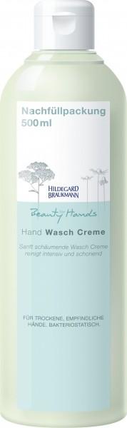 Beauty for Hands - Hand Wasch Creme Nachfüllpackung 500 ml