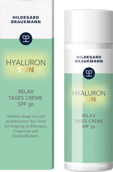 Hyaluron Sun Relax Tages Creme SPF 30, 50 ml