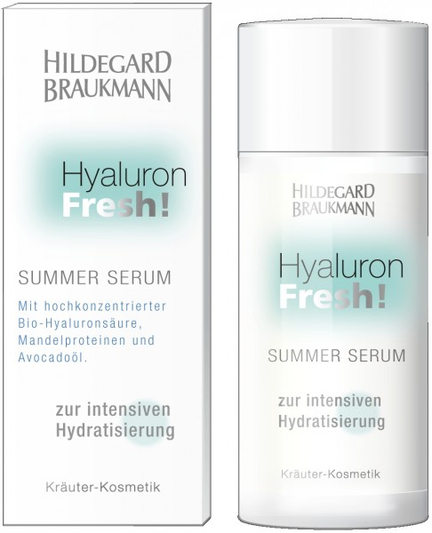 Hyaluron Fresh Summer Serum 30 ml