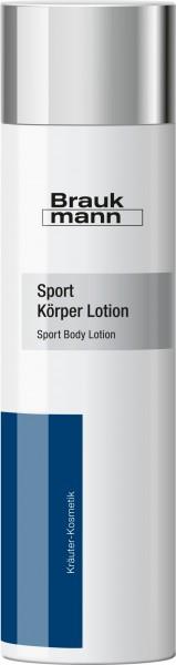 Sport Körper Lotion 250ml