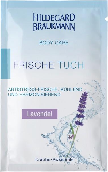 Lavendel Frische Tücher 10 Stück