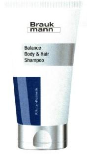 Balance Body & Hair Shampoo SG 75ml