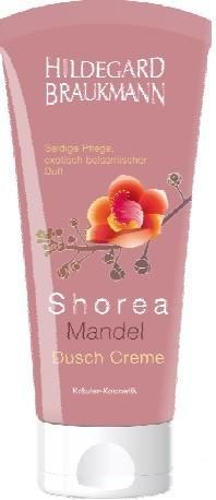 Shorea Mandel Dusch Creme 200 ml