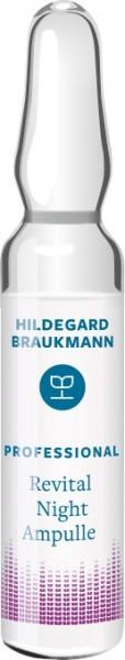 Hildegard Braukmann PROFESSIONAL - Revital Night Ampulle 7 x 2 ml