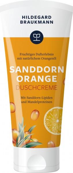 Sanddorn Orange Duschcreme 200 ml