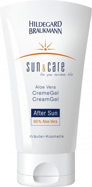 Aloe Vera CremeGel After Sun 75ml