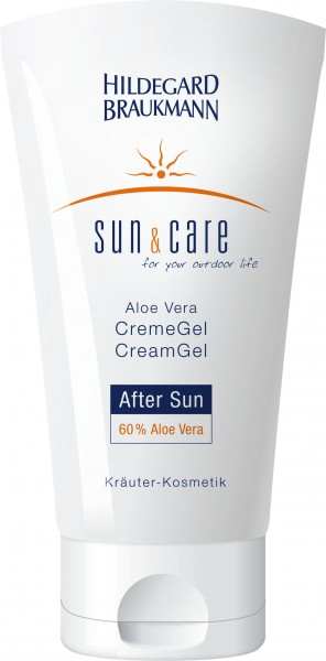 Aloe Vera CremeGel After Sun 75ml