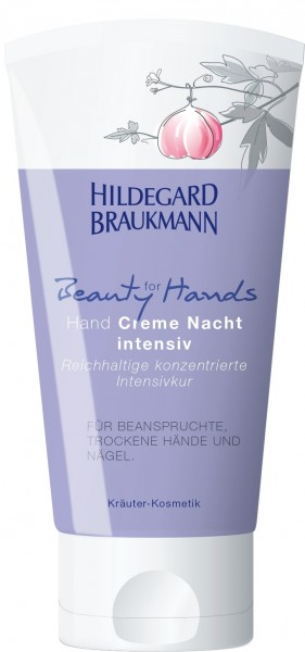 Beauty for Hands - Hand Creme Nacht intensiv 30 ml SG
