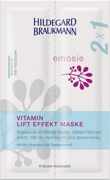 Vitamin Lift Effekt Maske 14ml