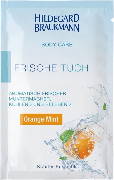 Orange Mint Frische Tücher 10 Stück