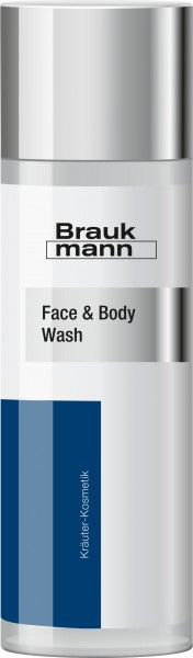 Face & Body Wash 200ml