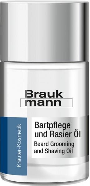 Bartpflege und Rasier Öl  30ml