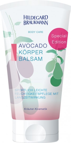 BODY Care Avocado Körper Balsam SG 150 ml