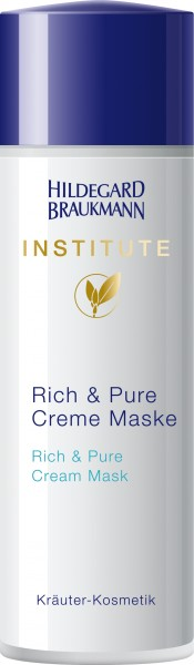 Rich & Pure Creme Maske 50ml