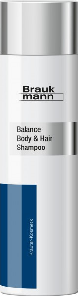 Balance Body & Hair Shampoo 250ml