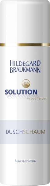 24h Solution Dusch Schaum 200 ml