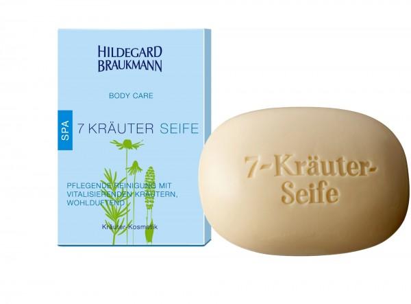 7 Kräuter Seife 150g