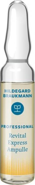 Hildegard Braukmann PROFESSIONAL - Revital Express Ampulle 7 x 2 ml