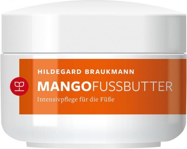 Mango Fussbutter 100 ml