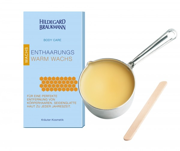 Enthaarungs Warm Wachs 60g