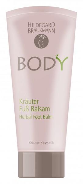 Kräuter Fuß Balsam 100ml